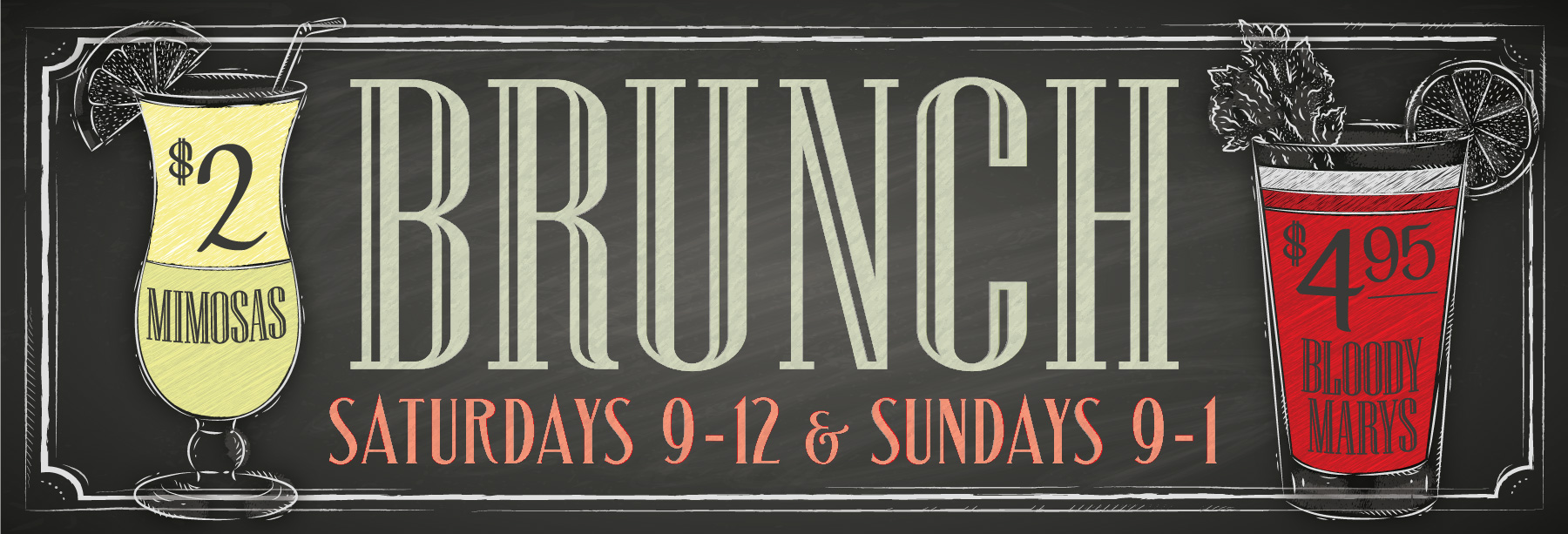 Brunch Banner Ad